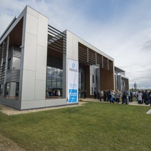 Inauguration of the new Aereco headquarters - News