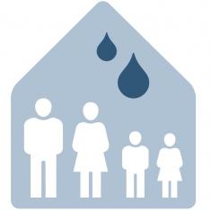 Etude sur l'humidité et la moisissure dans les maisons Européennes
