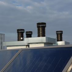 France Autun - Système de ventilation hybride - Référence