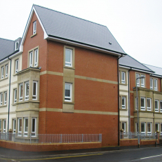 Royaume-Uni Cardiff - Système de ventilation mécanique - Référence