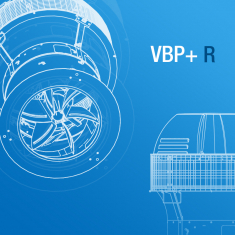 VBP+ R new Aereco hybrid ventilation fan - News